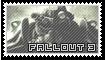 Fallout 3 Stamp by Yuki-Su