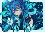 Blooming Blue by Zoltruke