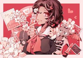 Devilish Pink by Zoltruke