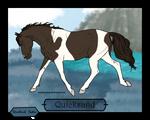 Silverbrook's Quicksand (SOLD)