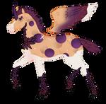 N6515 Padro Foal Design