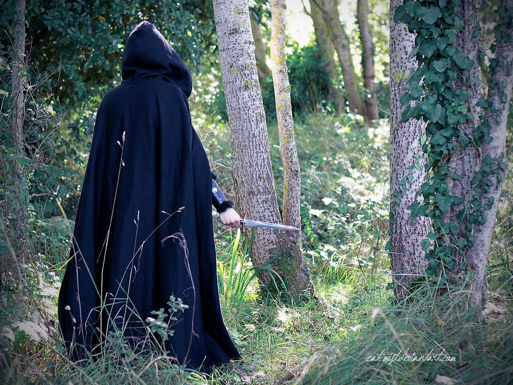 Death Awaits by Catlaxy