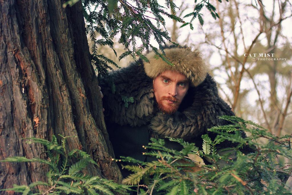 Into Hiding by Catlaxy