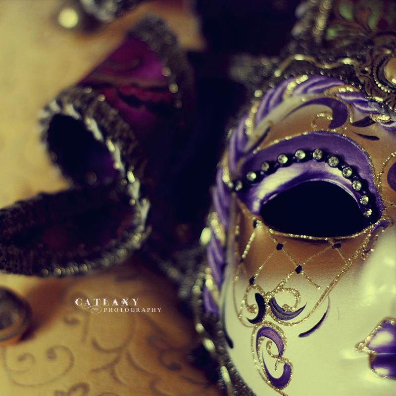 Masquerade by Catlaxy