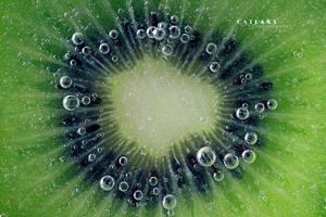 Green Fizz by Catlaxy