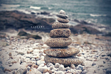 Rising Stones by Catlaxy