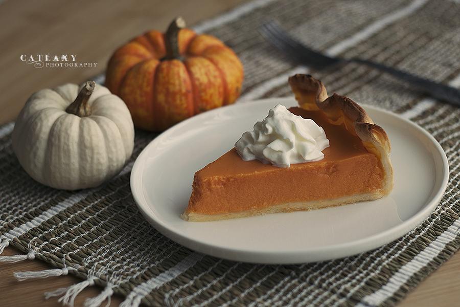 Pumpkin Pie by Catlaxy