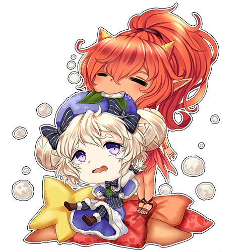 CM - No my hat !! by Wanini