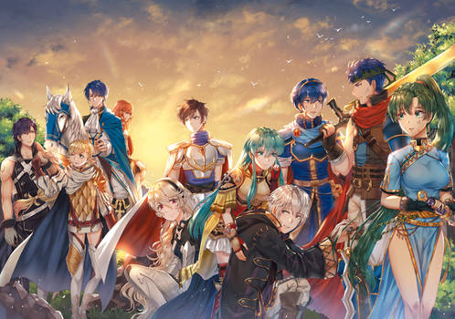 Fe Lords by Wanini