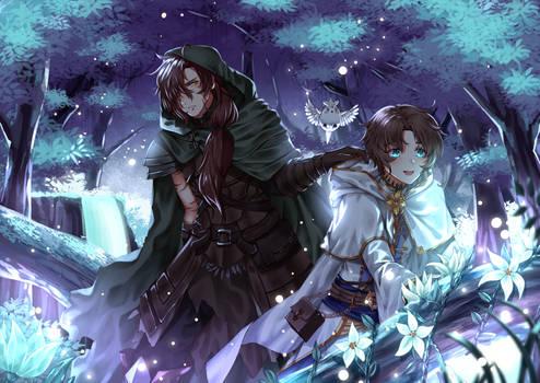 VS - Beowulf and Joshua