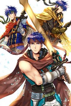 3 Hero Ike