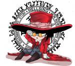 Alucard Hellsing Chibi by YattaChan