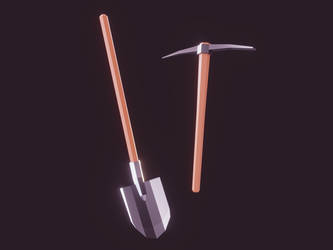 Diggin' Tools by romanpapush