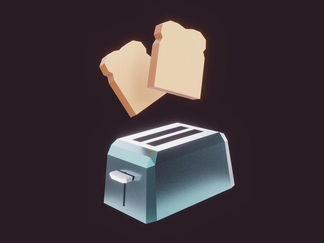 Toastin' by romanpapush