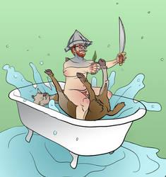 The Goat Boat by giantflyingTURD
