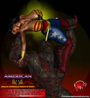 AmericanFox005 by DanoSHC