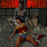 Game Over For Wonder Woman!