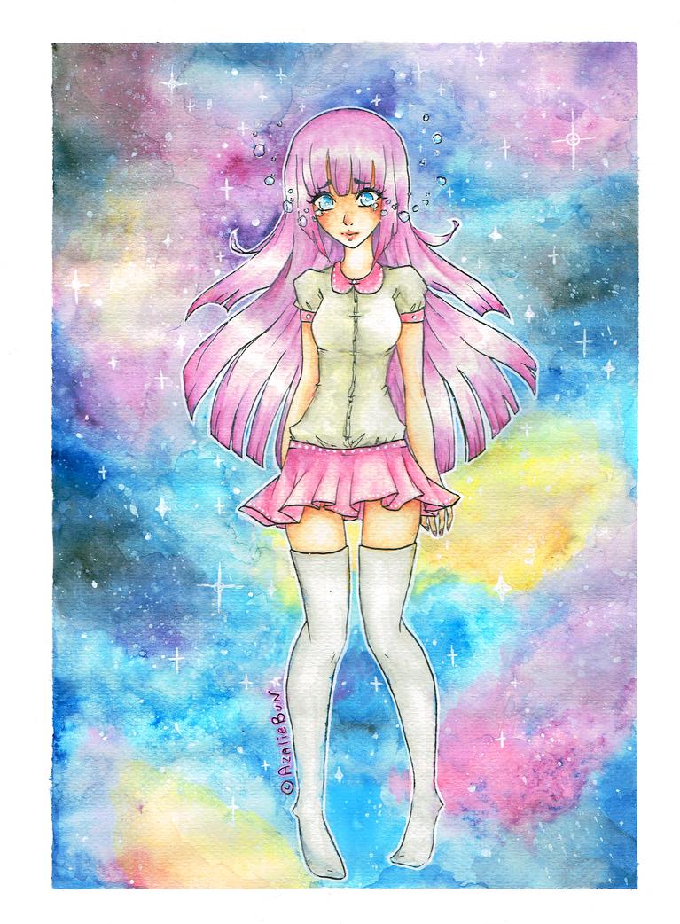 Stardust Crybaby by AzalieBun