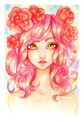 Roses and Shine by AzalieBun