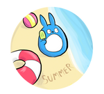 Totoro Summer Time