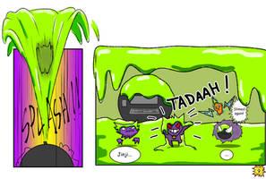 Jinji's Goo-lish Trick! pg 9