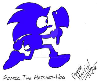 Hatchet-Hog by DevenHarrisArchives