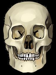 Skully Paintingy #2