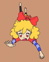 falling or something like that
