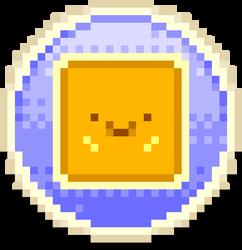 Cheese Badge