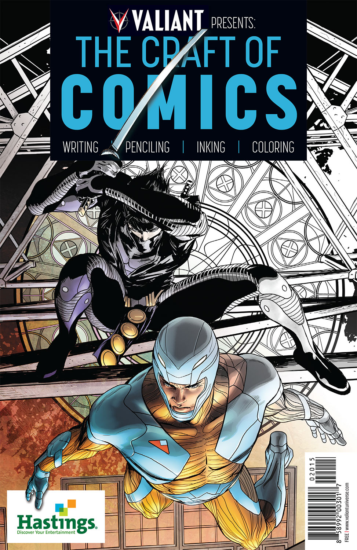 Hastings Craft-of-comics 001 by DavidBaron