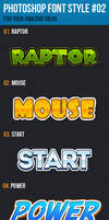 10 Font Style for Logo #02