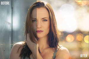 Bokeh Actions by newdesigns