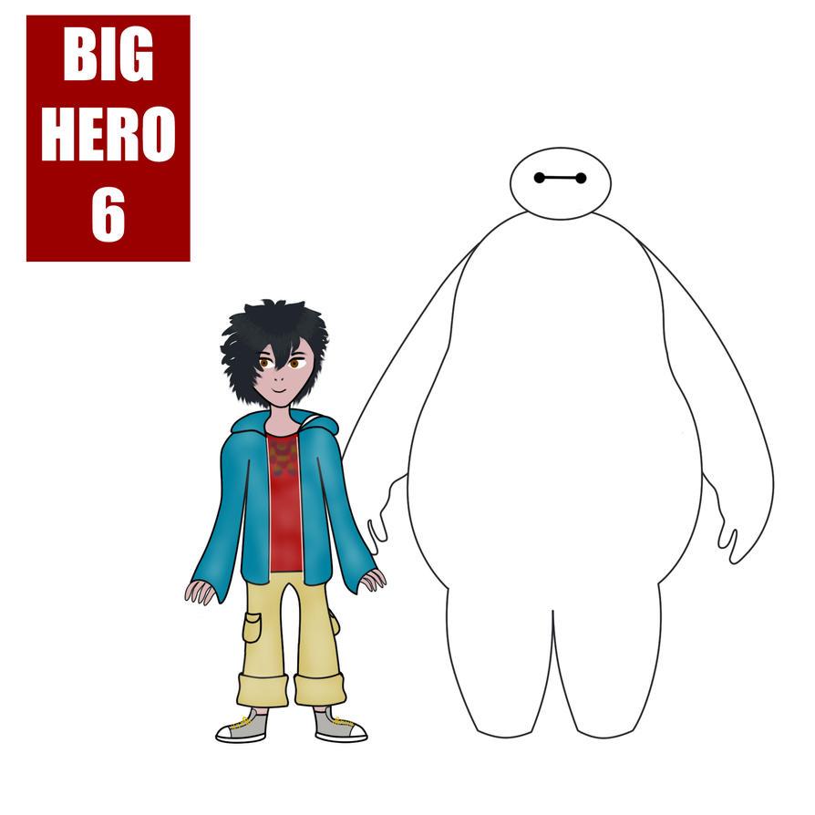 Big-Hero-6 by Violetdahila