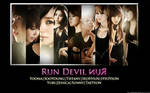 run devil run wallpaper