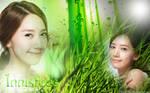 Yoona SNSD innisfree wallpaper