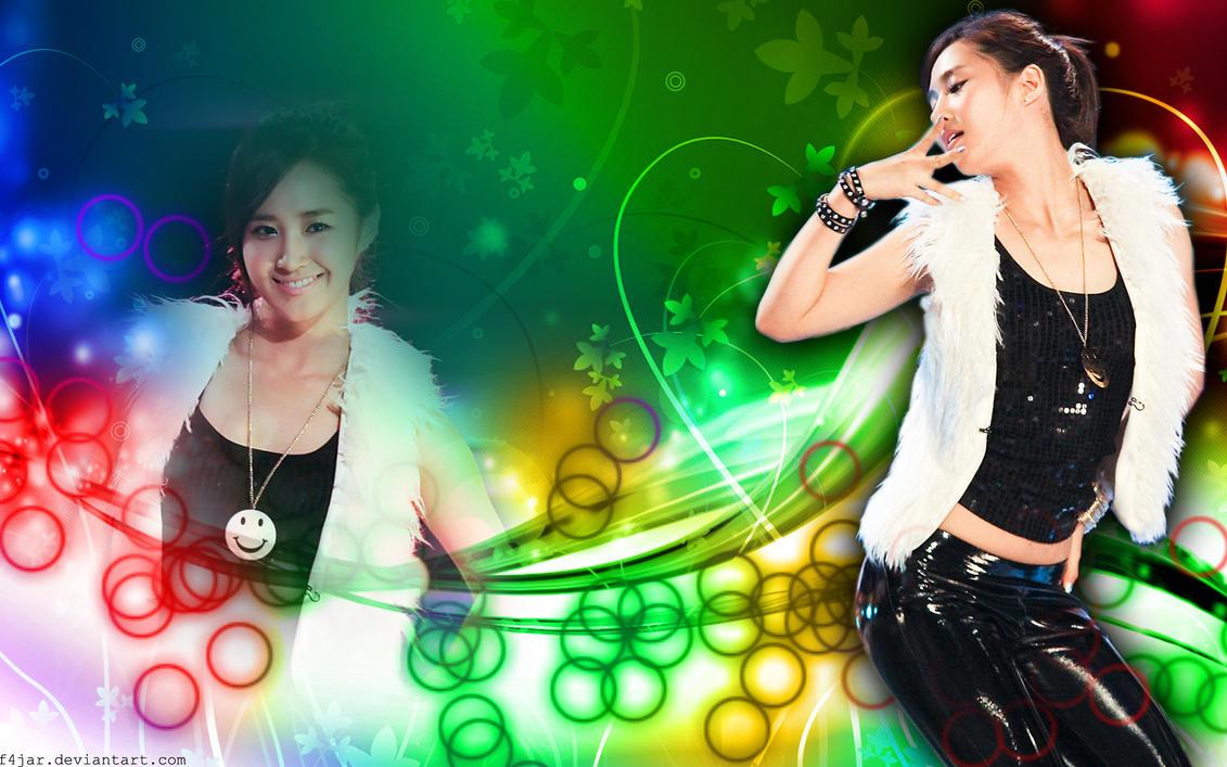Yuri SNSD Wallpaper By F4jar