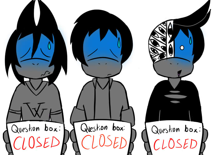 Question Box Closed by Jeikutwo