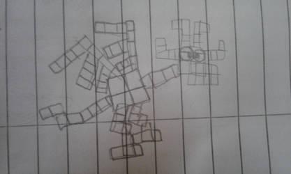 Tetris Dragon sketch by ED-127