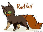 Redtail Colour Reference -Warriors-