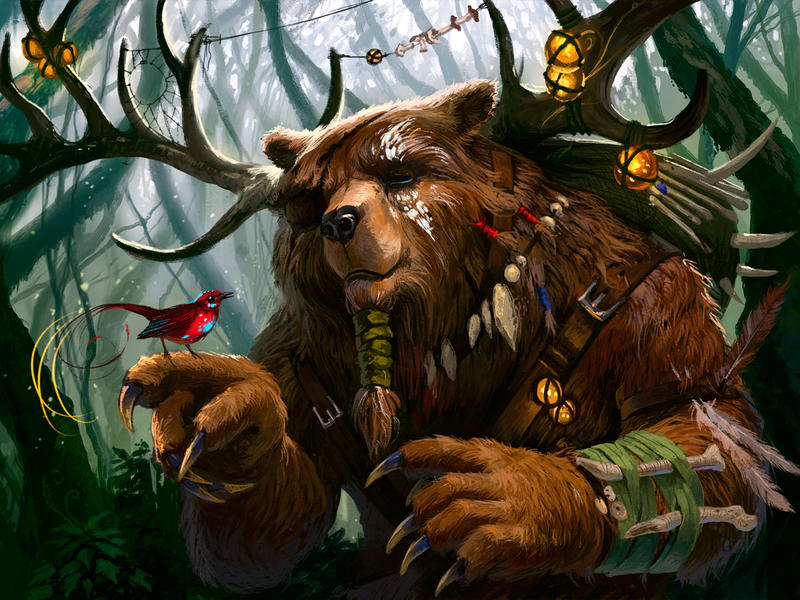 BearSaygon by Denewer