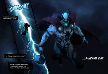 AntiThor (Comicon Challenge 2015) by Denewer