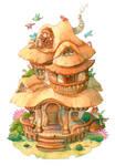 Estelle's house