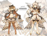 Adoptable 10 owls [CLOSED]