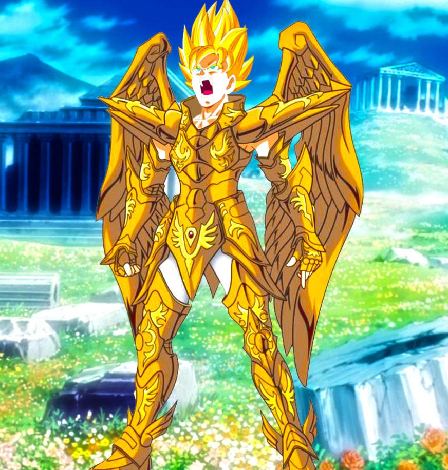 Goku super saiyan god 5 by shuma3 on deviantart - Goku super sayan 5 ...