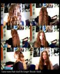 Loose Wavey Hair Stock