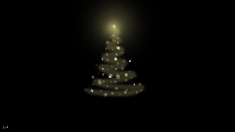 Christmas Tree by Spleenog