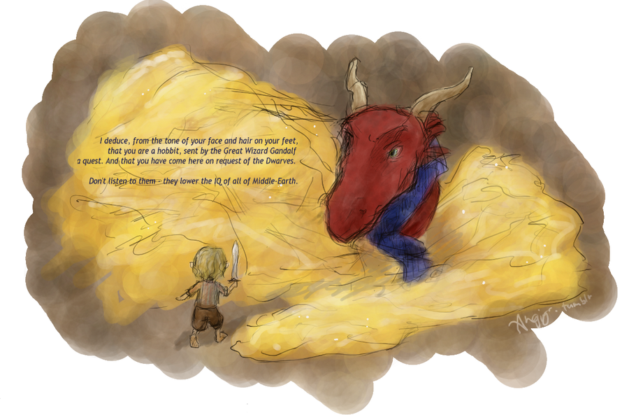 Smaug - Page 2 I_deduce____by_angiyr-d4tkabt