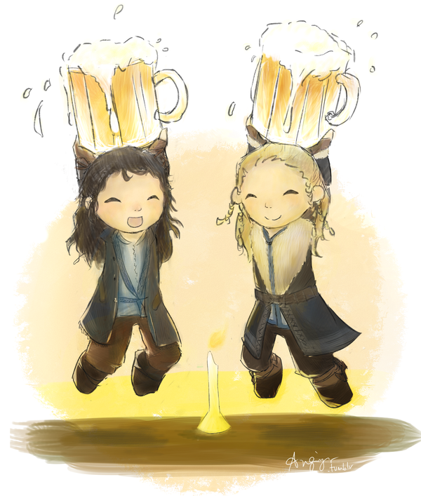 Cheers! by Angiyr