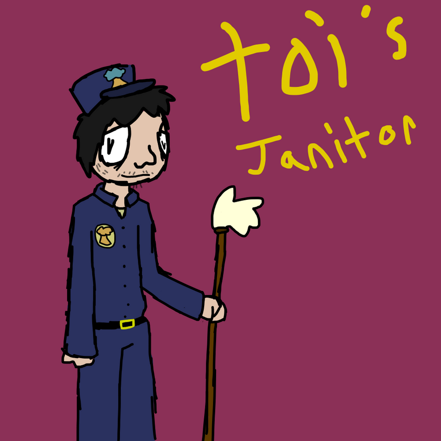 TOI's janitor by greg11922