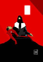 Daredevil Born again Color